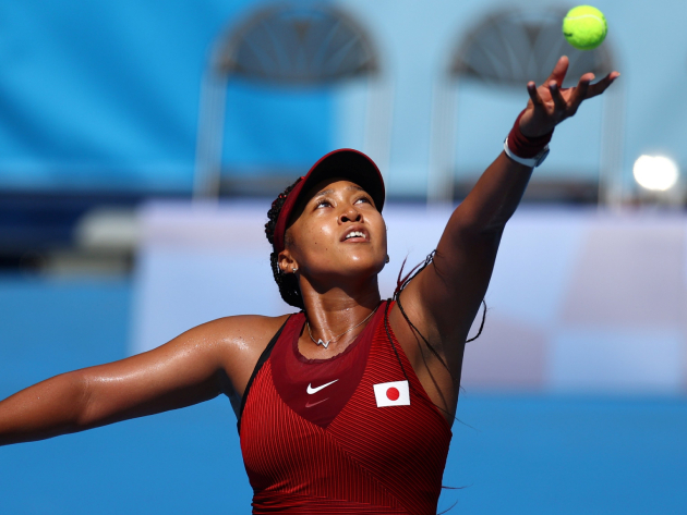 Naomi Osaka estreia com vitória nos Jogos de Tóquio; Barty é eliminada
