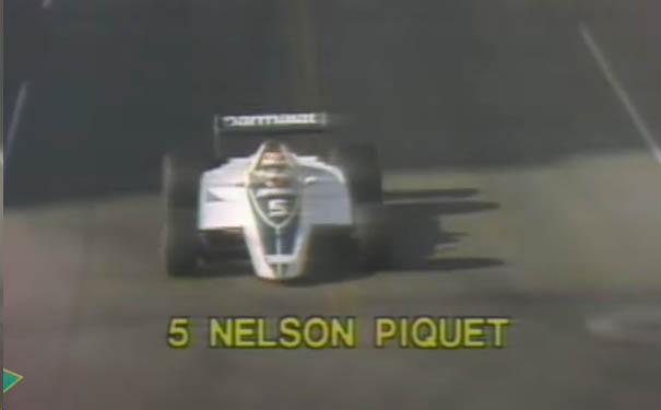 Reginaldo Leme lembra primeira vitória de Piquet na F1, transmitida pela Band; veja como foi