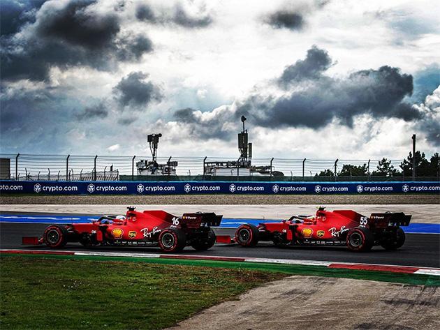 Escuderia de Maranello briga com a McLaren pela terceira colocação entre construtores