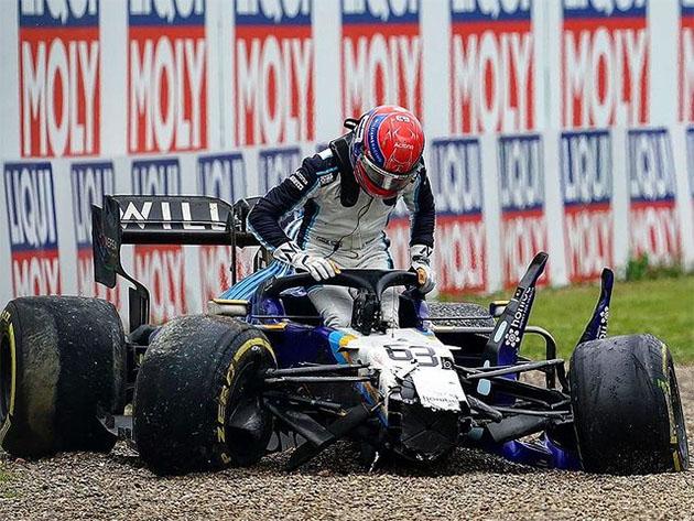 F1: De cabeça fria, Russell pede desculpas a Bottas após acidente na Emilia Romagna