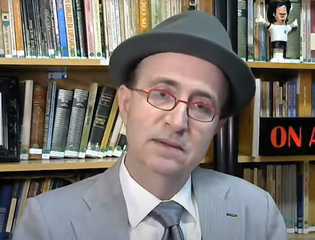 """Reinaldo Azevedo em """"O É da Coisa"""""""