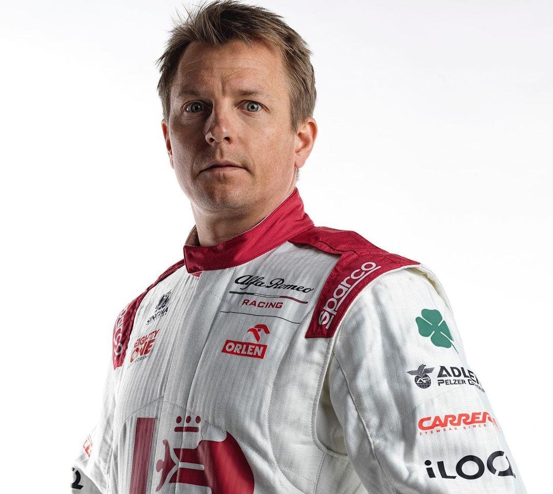 Kimi Raikkonen anuncia aposentadoria da Fórmula 1