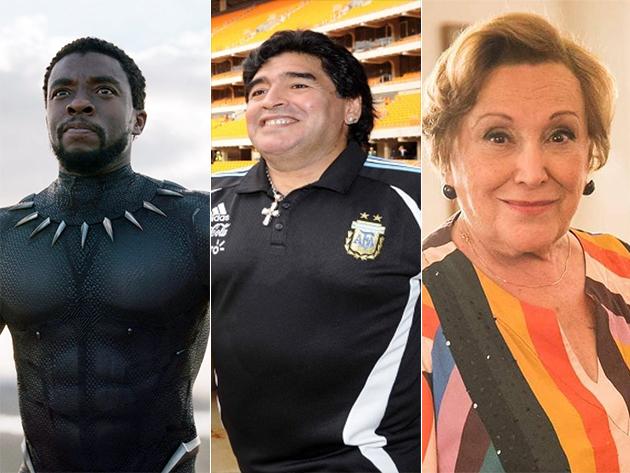 2020: relembre 15 personalidades que nos deixaram este ano