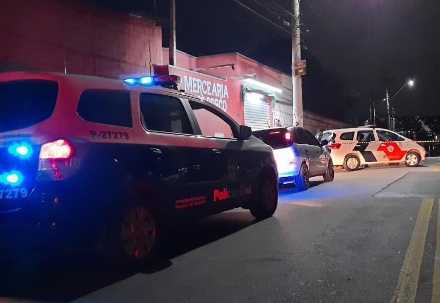 Homem é morto a tiros no Parque Três Marias, em Taubaté