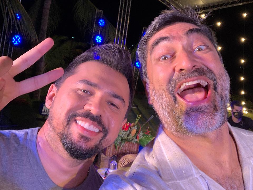 """""""Música na Band Verão"""" apresenta show exclusivo de Xand Avião nesta sexta-feira"""
