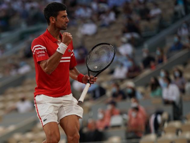 Djokovic bate Berrettini e confirma reencontro com Nadal em Roland Garros