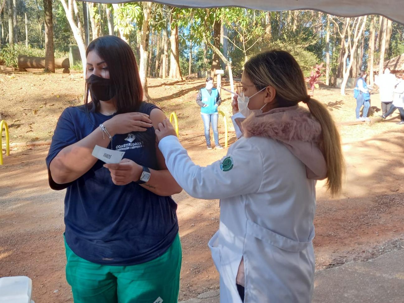 SP: capital confirma vacinação do grupo com 28 anos para sexta-feira (30)