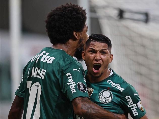 Palmeiras atropela o Del Valle e mantém 100% de aproveitamento