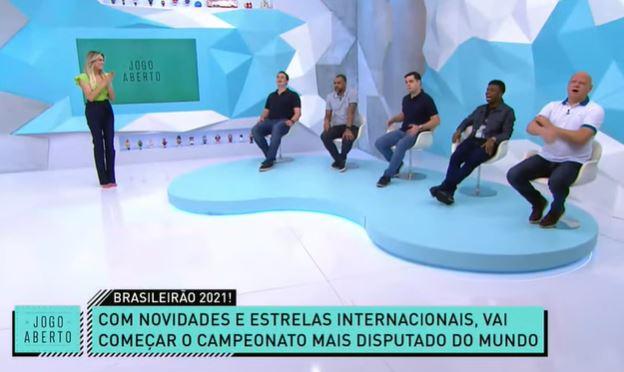 Quem ganha o Brasileirão? Quem cai? Turma do Jogo Aberto palpita