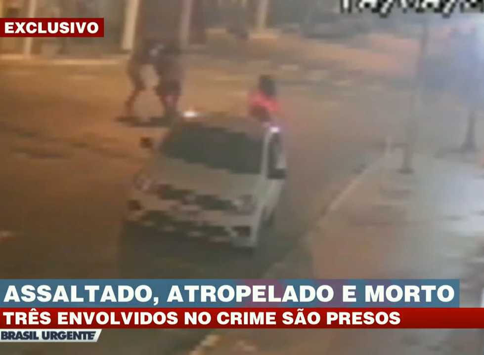 Polícia prende três integrantes de quadrilha envolvida em morte no Largo da Batata