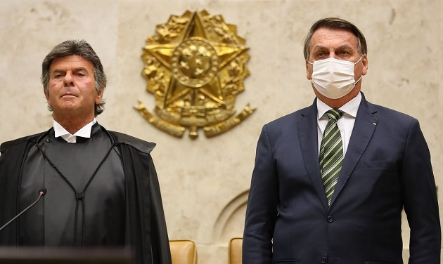 Reinaldo Azevedo: Chefes dos poderes confirmam que vivemos a Era dos destrambelhados