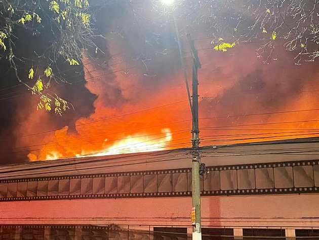 Polícia Federal investiga causas do incêndio na Cinemateca Brasileira