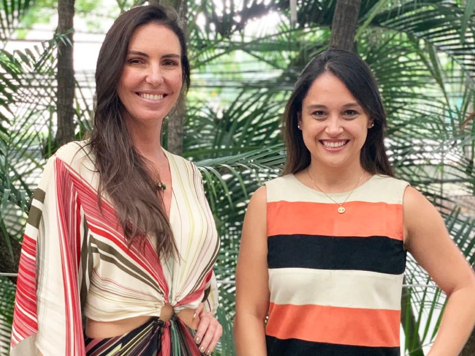 Glenda Kozlowski e Carla Bigatto estreiam programa sobre bem-estar na BandNews FM