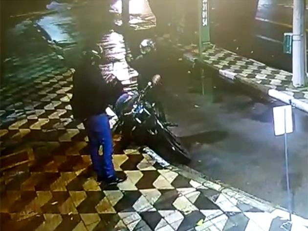 Pai vai buscar filho no Clube Pinheiros e é baleado durante assalto