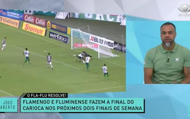 """""""Não seria surpresa o Fluminense vencer o Flamengo"""", diz Denílson sobre final"""