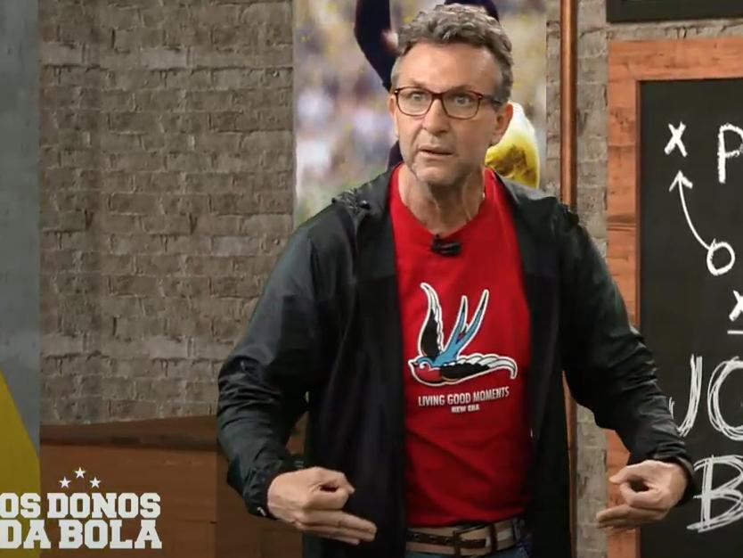 Craque Neto mostrou indignação com casos de racismo no Brasil