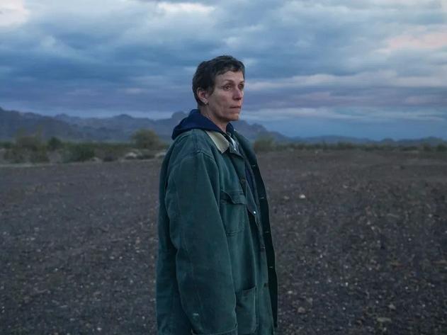 'Nomadland' vence como melhor filme no Bafta 2021