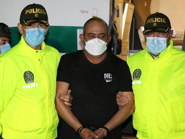 """Megaoperação prende """"Otoniel"""", traficante mais procurado da Colômbia"""