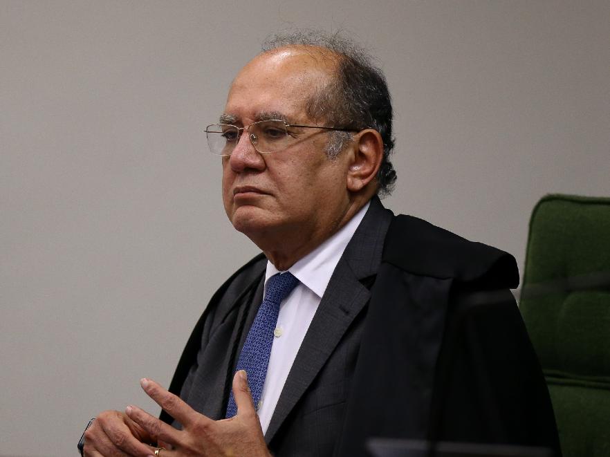 """Gilmar Mendes, ministro do STF, é entrevistado pelo """"Canal Livre"""" neste domingo"""