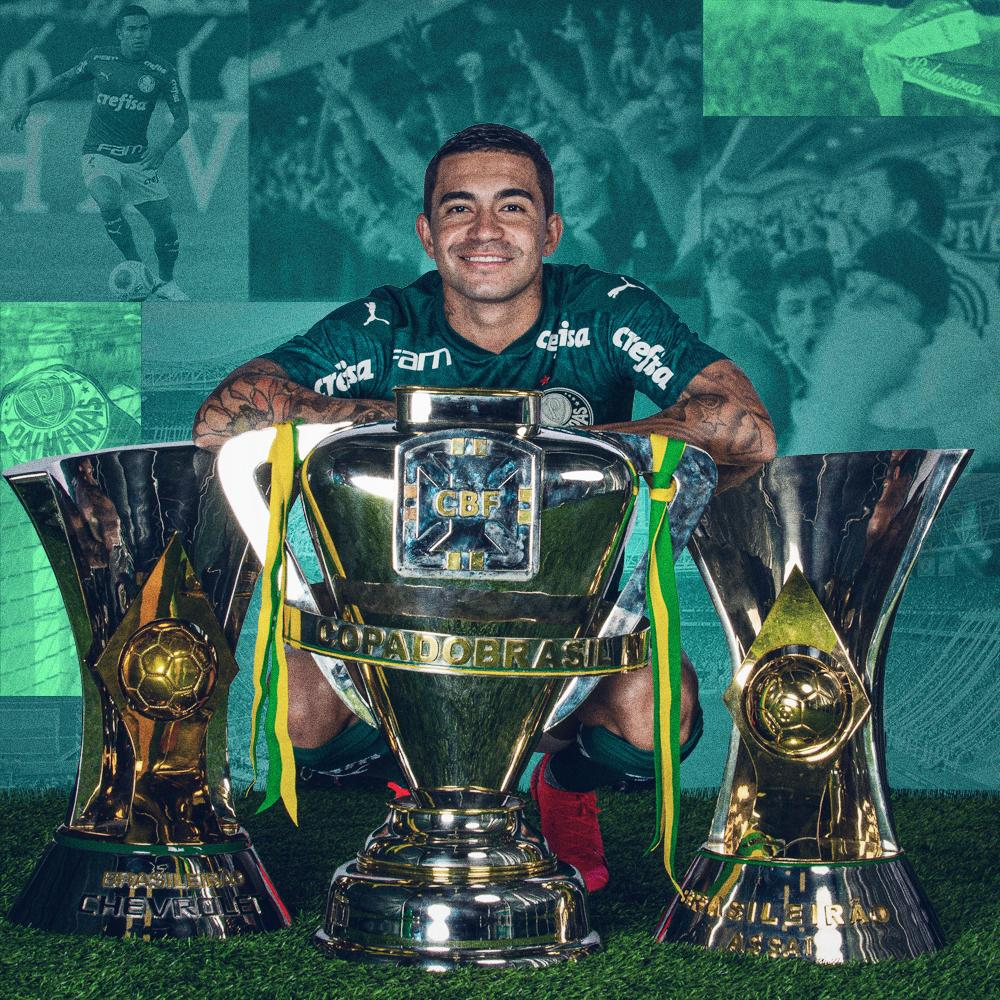 """Palmeiras confirma volta de Dudu: """"Fortalecer ainda mais um grupo campeão"""""""