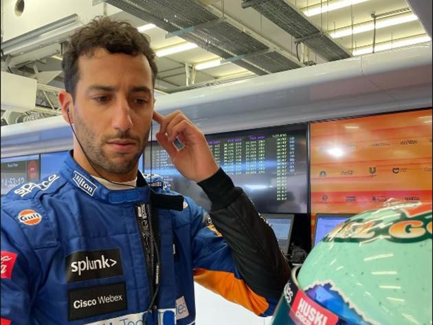 Ricciardo está na sétima colocação do mundial de pilotos com 14 pontos