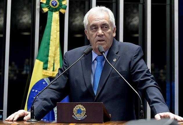 Otto Alencar, senador do PSD da Bahia, participará da CPI da Covid-19