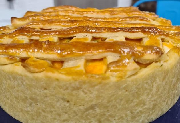 Torta de palmito   Band Receitas