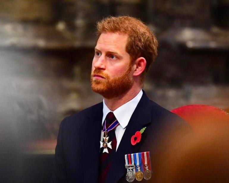 Harry vai comparecer ao funeral do avô