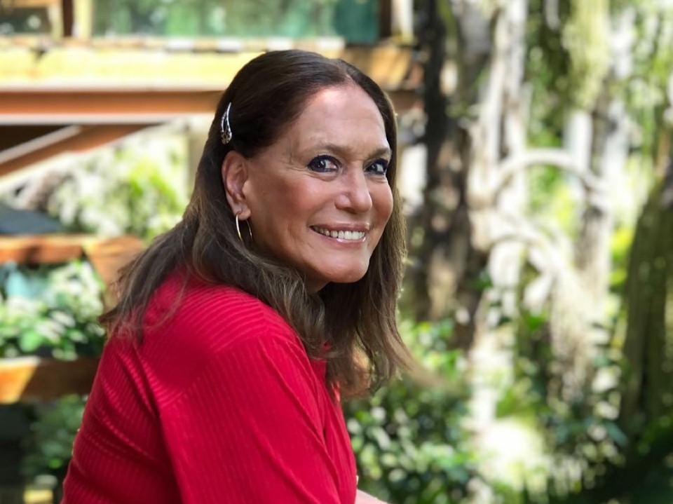 Solteira há um ano, Susana Vieira revela que pandemia atrapalhou namoro
