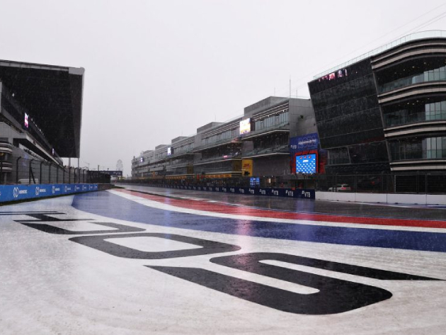 F1: Chuva cancela terceiro treino livre do GP da Rússia
