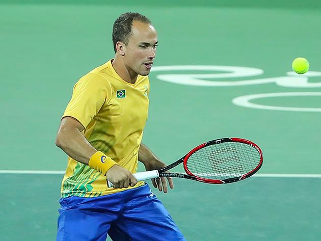 Com apendicite, Bruno Soares é cortado dos Jogos Olímpicos
