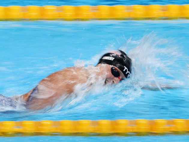 Norte-americana soma agora seis ouros em Jogos Olímpicos