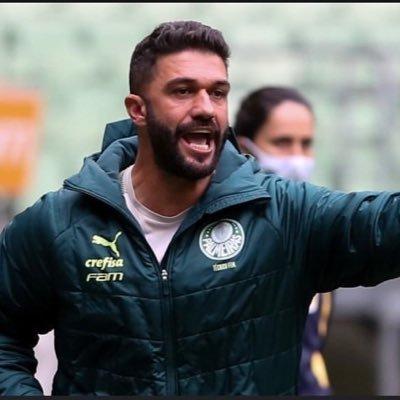 Técnico da equipe feminina do Palmeiras sonha com título inédito no Brasileirão