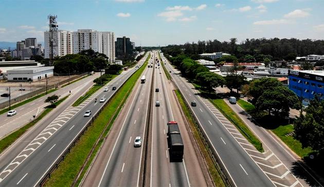 Confira o trânsito nas principais estradas do Vale do Paraíba em 28 de julho