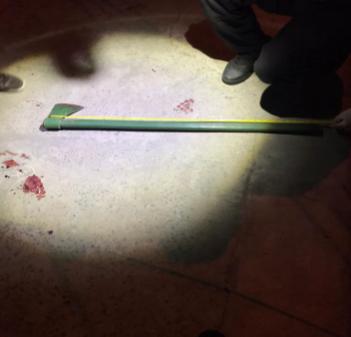 Homem morre após atacar PM com machado e ser baleado, em Jacareí