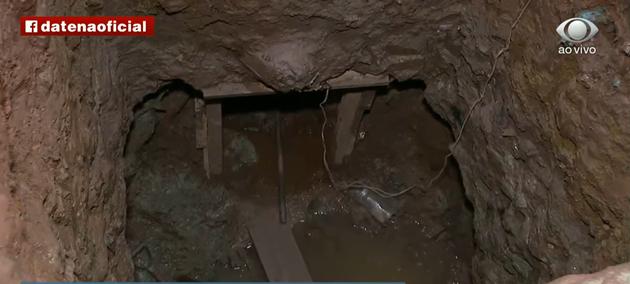 Polícia de SP descobre túnel que roubaria combustível da Petrobras para posto do PCC