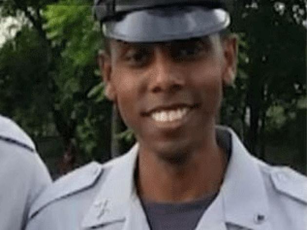 Polícia confirma que o corpo encontrado em Heliópolis é do PM Leandro Patrocínio