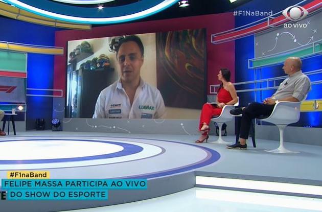 Massa aposta em Verstappen dando trabalho a Hamilton e exalta Alonso