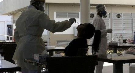 Prefeitura de SP confirma transmissão comunitária da variante indiana do coronavírus