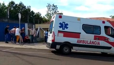 Adolescente invadiu escola em Santa Catarina