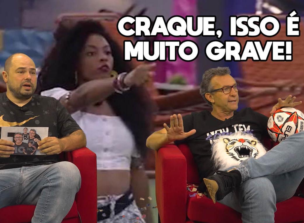 Craque Neto oferece ajuda a Lucas do BBB e detona Lumena e 'tal de Karol'