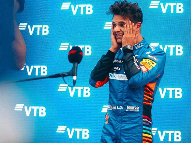 Norris revela ter enfrentado problemas com saúde mental em seu primeiro ano na F1