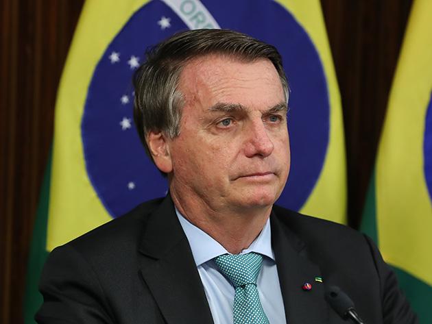 Bolsonaro reforça compromisso de eliminar desmatamento e cobra ajuda internacional
