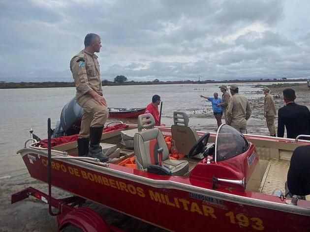 Sobe para 7 número de mortos em naufrágio de barco-hotel no Pantanal