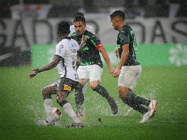 Corinthians busca empate com o Palmeiras no primeiro clássico do Paulistão
