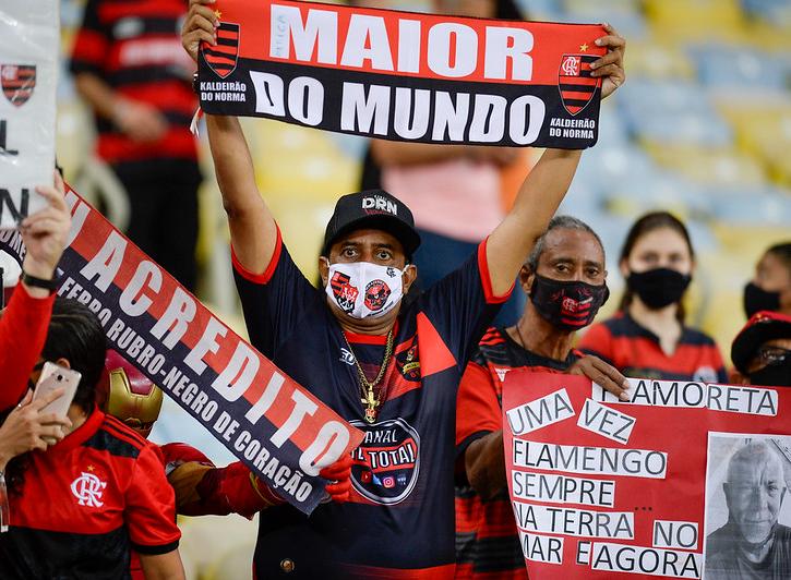 Flamengo tem sequência de jogos em casa pelo Brasileirão para seguir na cola do líder