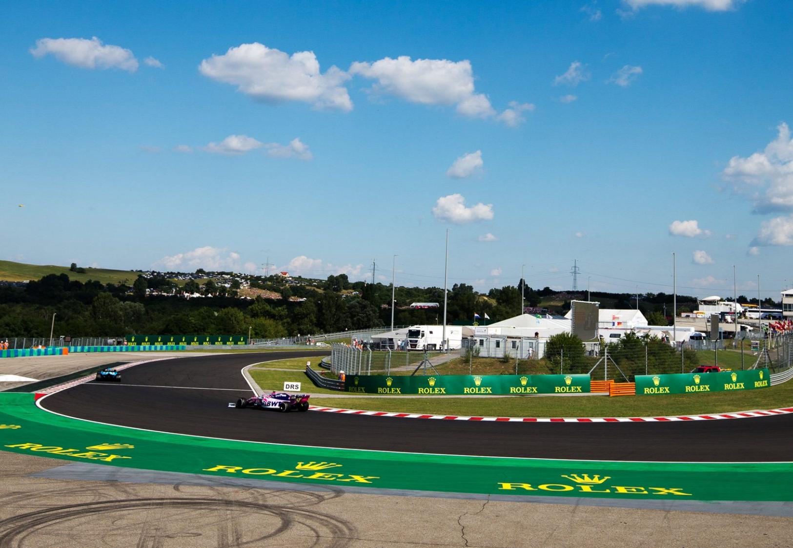 F1: como assistir ao vivo aos treinos e ao GP da Hungria na Band Vale