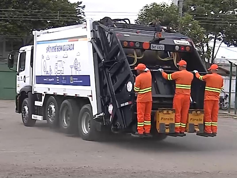 São José dos Campos altera coleta de lixo na cidade