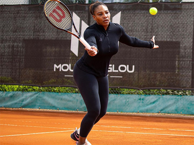 """Serena nunca deve ser descartada"", diz presidente da WTA"