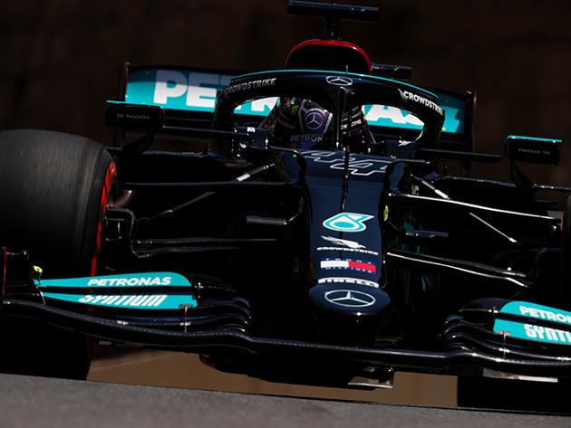 F1: Hamilton e Bottas demonstram preocupação com ritmo da Mercedes em Baku